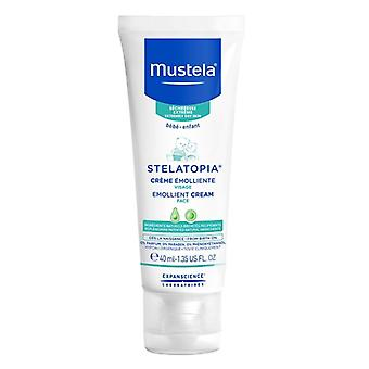 Mustela Stelatopia Emollient Face Cream 40ml