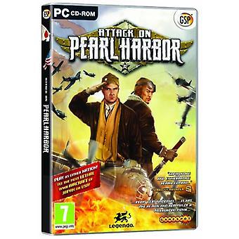 Angrepp på Pearl Harbor (PC CD)-ny