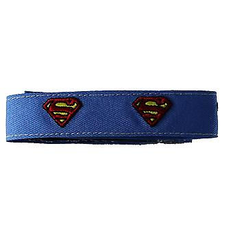 Wristband - DC Comics - Superman Logo New Gifts Toys ewb-dc-0003
