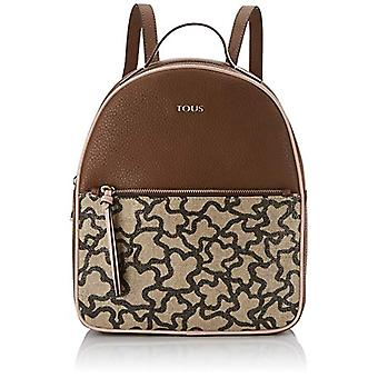 TousElice NewDonnaBag multicolored backpack (Marr n/Rosa 895890028)24x29.5x10.5 centimeters (W x H x L)