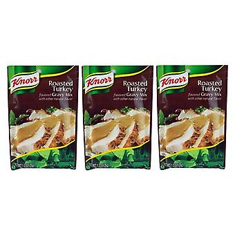 Knorr geröstete Türkei Gravy Mix 3 Packet Pack