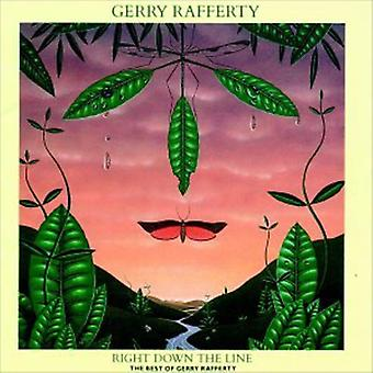 Gerry Rafferty - Right Down the Line [CD] USA import