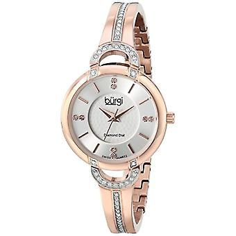 Burgi Horloge Femme Réf. BUR105RG