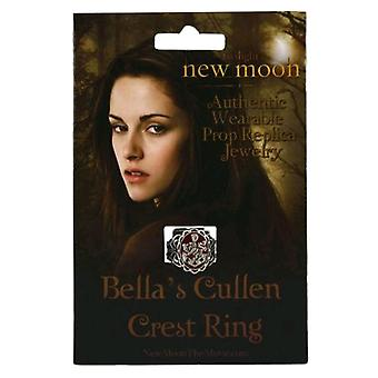 The Twilight Saga New Moon Prop Replica Bella's Crest Ring