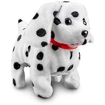 Animigos Flipping Puppy Dalmatian Animated Soft Toy