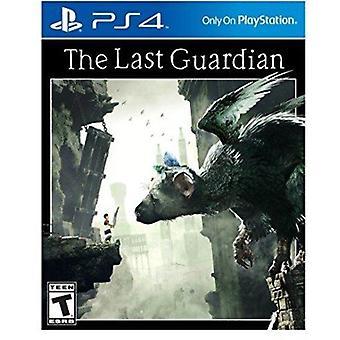 L'ultimo gioco di PS4 Guardian