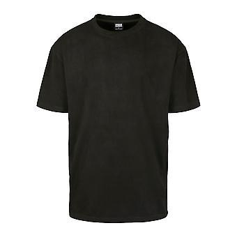 Urban Classics heren T-shirt oversized Peachte rib