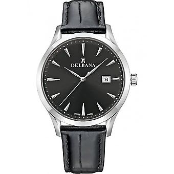 Delbana - Watch - Men - Classic Collection - 41601.694.6.031 - Como