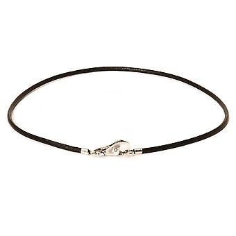 Trollbeads Brown Leather Necklace TLENE-00001