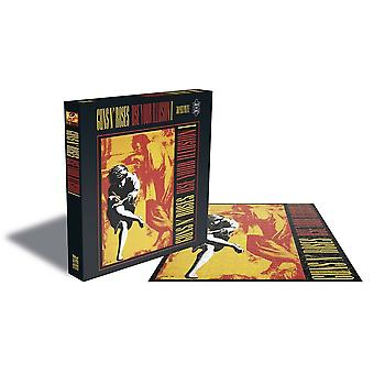Rocksaws - use your illusion 1 - guns n roses 500pc puzzle