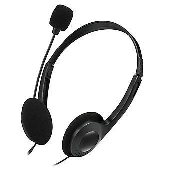 Mikrofonlu stereo kulaklıklar