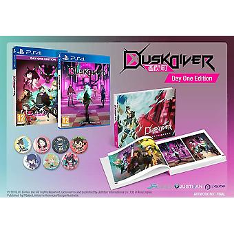 Dusk Diver D1 Edition PS4 spel