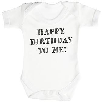 Happy Birthday To Me! Baby Bodysuit / Babygrow