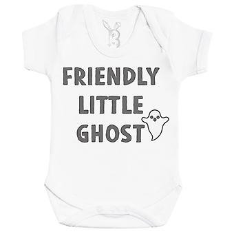 Friendly Little Ghost Baby Bodysuit