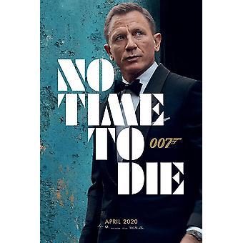 James Bond 007: Keine Zeit zu sterben Poster Azure Teaser