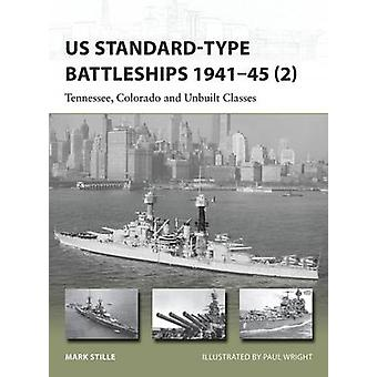 US Standardtype Battleships 194145 2 by Mark Stille