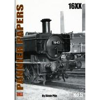 The Pannier Papers 16XX No. 5 by Kevin Pile