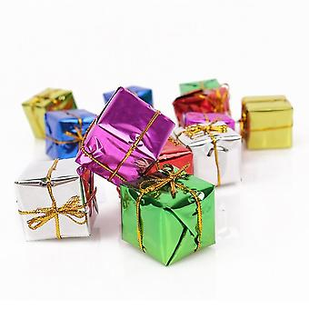Christmas decoration | Christmas - Gift boxes for decoration - 12 pcs
