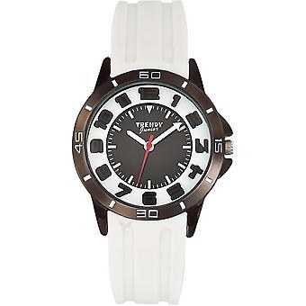 Reloj moda Junior KL206 - silicona negra niño