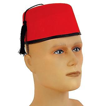 Bristol Novelty Fez Felt Hat