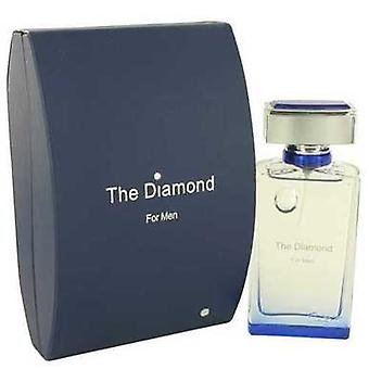 De diamant door Cindy C. Eau de parfum spray 3,4 oz (mannen) V728-440564