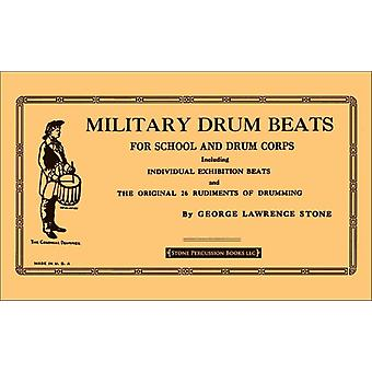 Military Drum Beats by By composer George Lawrence Stone
