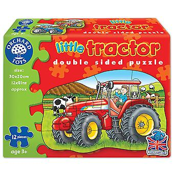 Orchard Toys 12 Piece Jigsaw Little Tractor