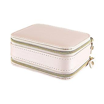 Double-sided Travel Box - Pink