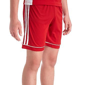 Neue Adidas Boys' Squadra Football Shorts Rot