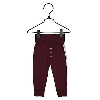 Spodnie muminkowe ciemnoczerwone, Martinex