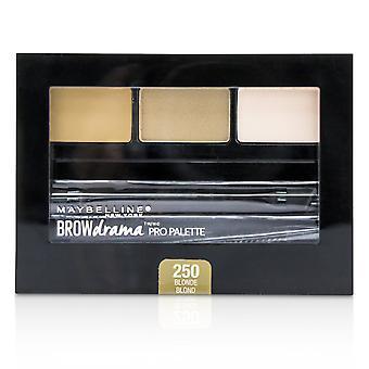 Brow drama pro palette # 250 blonde 224964 2.8g/0.1oz