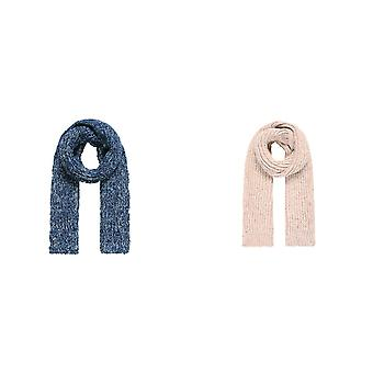 Intrigue Womens/Ladies Knitted Chenille Scarf