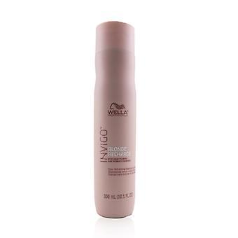 Wella Invigo Blonde Genopladning Farve Forfriskende Shampoo - # Cool Blonde 300ml/10.1oz