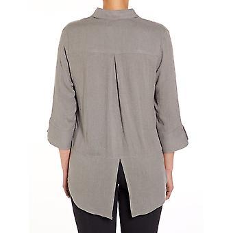 VIZ-A-VIZ Sage Lightweight Tunic Shirt