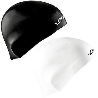 FINIS 3D Competitive Dome Swim Cap - S/M