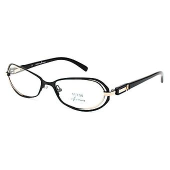 Ladies'Spectacle frame Guess Marciano GM124 (ø 52 mm) Black Pink (ø 52 mm)