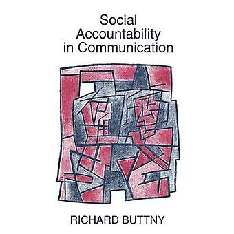 Social Accountability in Communication by Buttny & Richard