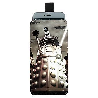 Doctor Who Dalek Large Pull-up Mobile Bag