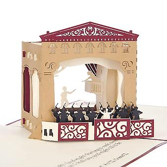 Cardology Romeo And Juliet Pop Up Card