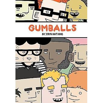Gumballs by Erin Nations - 9781603094313 Book