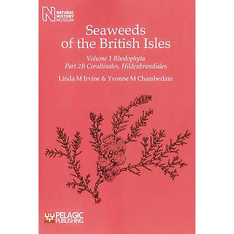 Seaweeds of the British Isles - Rhodophyta - Corallinales - Hildenbrand