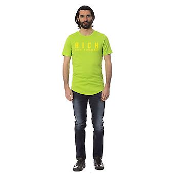 Rich John Richmond Peas T-shirt -- RI68592688