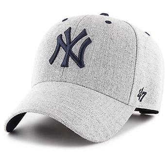 47 Brand Adjustable Cap - CLOUD New York Yankees charcoal