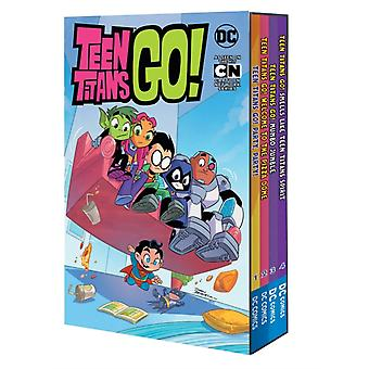 Teen Titans gaan boxset door Sholly Fisch