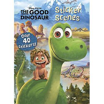 Disney Pixar the Good Dinosaur Sticker Scenes by Parragon - 978147480