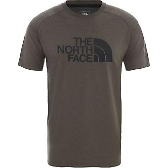 ノースフェイスウィッカーグラフィックT92XL97D0ユニバーサルサマーメンTシャツ