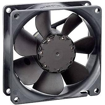 EBM Papst 8414N/2GM Axial fan 24 V DC 55 m³/h (L x W x H) 80 x 80 x 25.4 mm