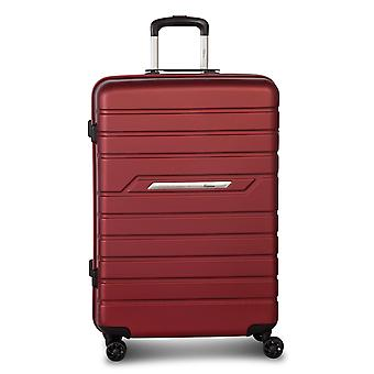 Fabrizio Worldpack Runway Trolley M, 4 ruote, 65 cm, 59 L, rosso