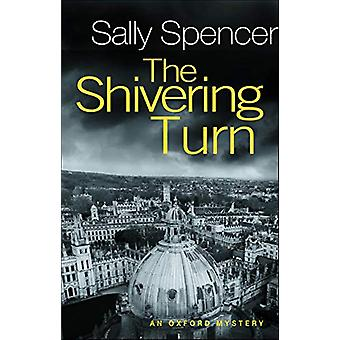 The Shivering Turn by Sally Spencer - 9781786894953 Book