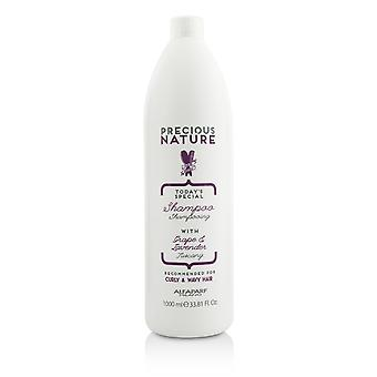 Precious nature today's special shampoo (for curly & wavy hair) 198956 1000ml/33.81oz